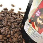 Roasted Kona Rose Coffee