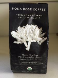 Kona Rose Coffee 8 oz.